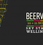 Wine one of five double passes to Beervana