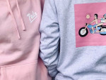 WIn one of two Pals hoodies