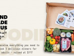WIN a WOOP Foodie Box, worth $117