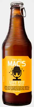 macs love buzz, macs, beer