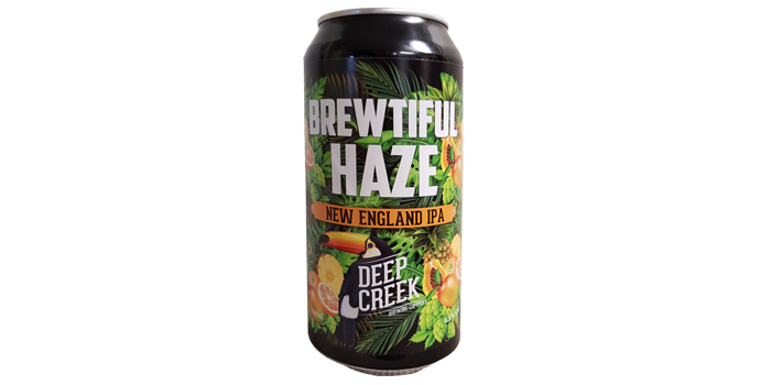 Deep Creek Liquorland Brewtiful Haze New England IPA can New Zealand craft beer.jpg