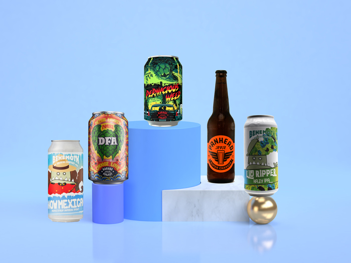 winning beers from GABS Hottest 100 Kiwi Beers craft beer New Zealand