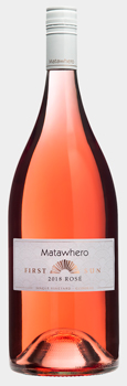 Liquorland Toast New Zealand roses Matawhero First Sun Rose Magnum