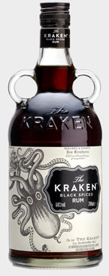 black friday, black drink, rum, spiced rum, alcohol ideas, drink ideas, Kraken, Kraken Rum, Kraken Spiced Rum