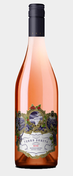 Liquorland Toast New Zealand roses Terra Sancta Pinot Noir Rose