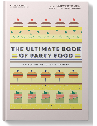 party food, The Ultimate Book of Party Food, party