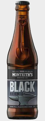 black friday, black drink, beer, Monteith's, Monteith's beer, Monteith's Black Beer, New Zealand beer, Black, black beer, alcohol ideas, drink ideas,