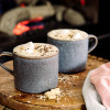 Whisky White Hot Chocolate