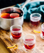 Vodka Plum Toddy