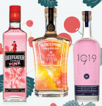 Summer's Essential Drink: Pink Gin