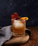Bacon Maple Old-Fashioned
