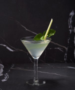 Lemongrass and Lime Martini