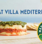 Win 1 of 4 vouchers for any 6 Mediterranean Dips