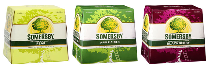 cider, Somersby, Somersby cider, summer cider, pear cider, apple cider, blackberry cider