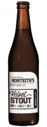 Monteith's Brewer Series Velvet Stout