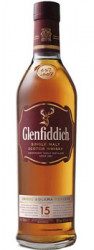 Glenfiddich 15YO Single Malt Whisky