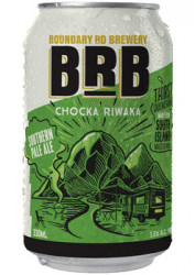Boundary Road Chocka Riwaka Pale Ale