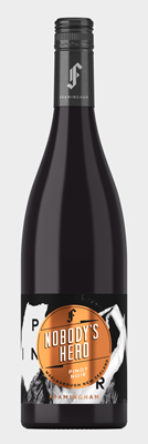 Nobodys Hero Pinot Noir New Zealand wine Liquorland's Finest